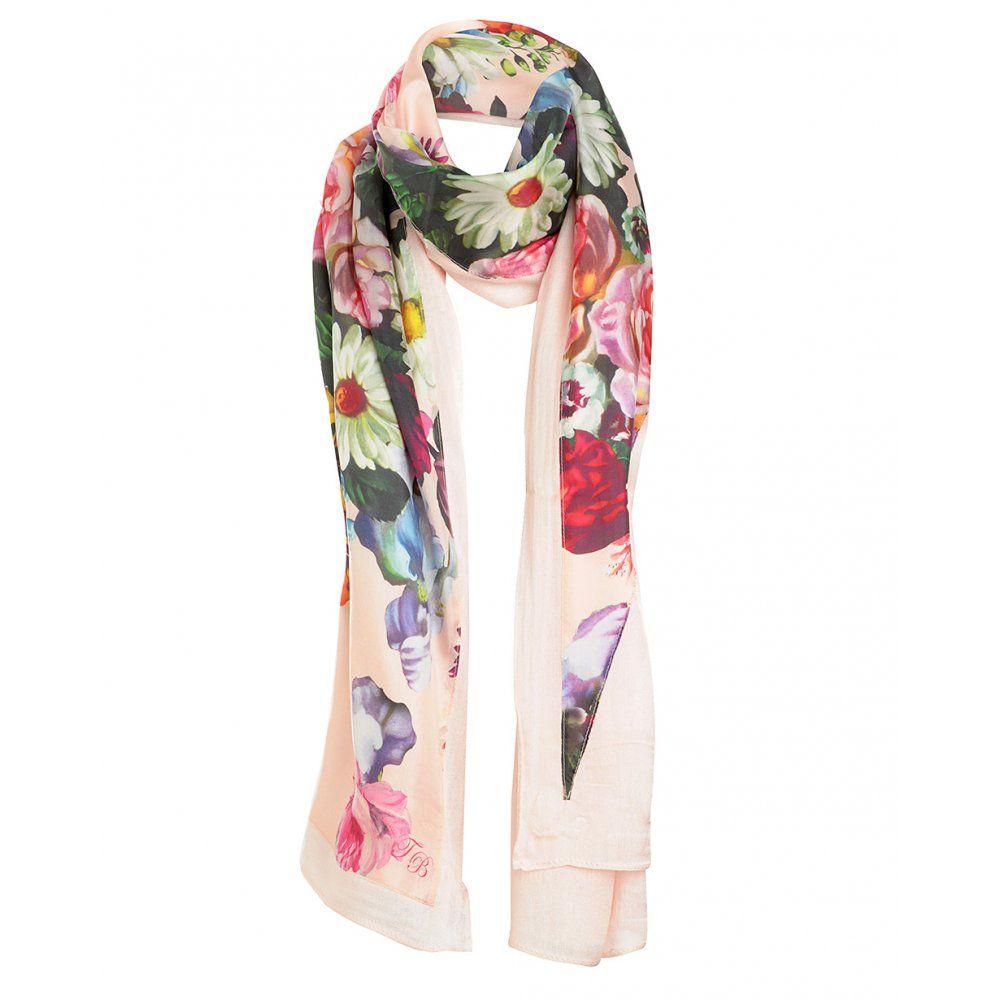 d1a334c24a3c ted baker silk scarf