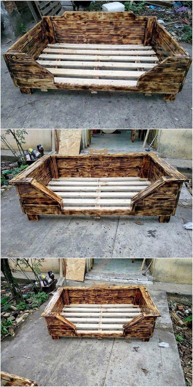 Should Furniture Match | Pallet dog beds, Dog bed pallet diy
