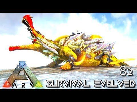 ark survival evolved manticore sword