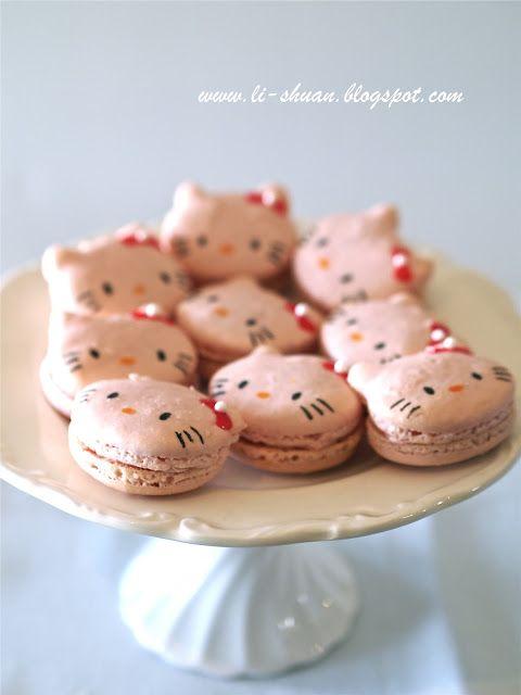 Helena S Kitchen Dessert Cake Recipes Pavlova Macarons