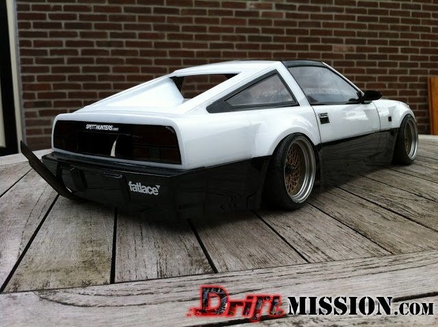 Nissan Fairlady Z Body Of The Month Rc Drift Driftmission Rc
