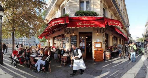 Restaurants and Cafes of Paris, Paris Holiday Apartments