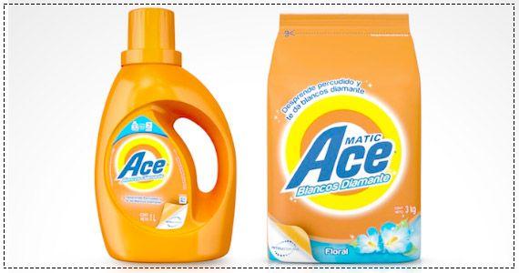 Cupon De Descuento En Detergente Ace Con Soriana Cupones Detergente Cupones Descuento
