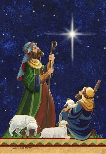 Christmas Shepherds.The Shepherds By Janet Stever Christmas Star Of
