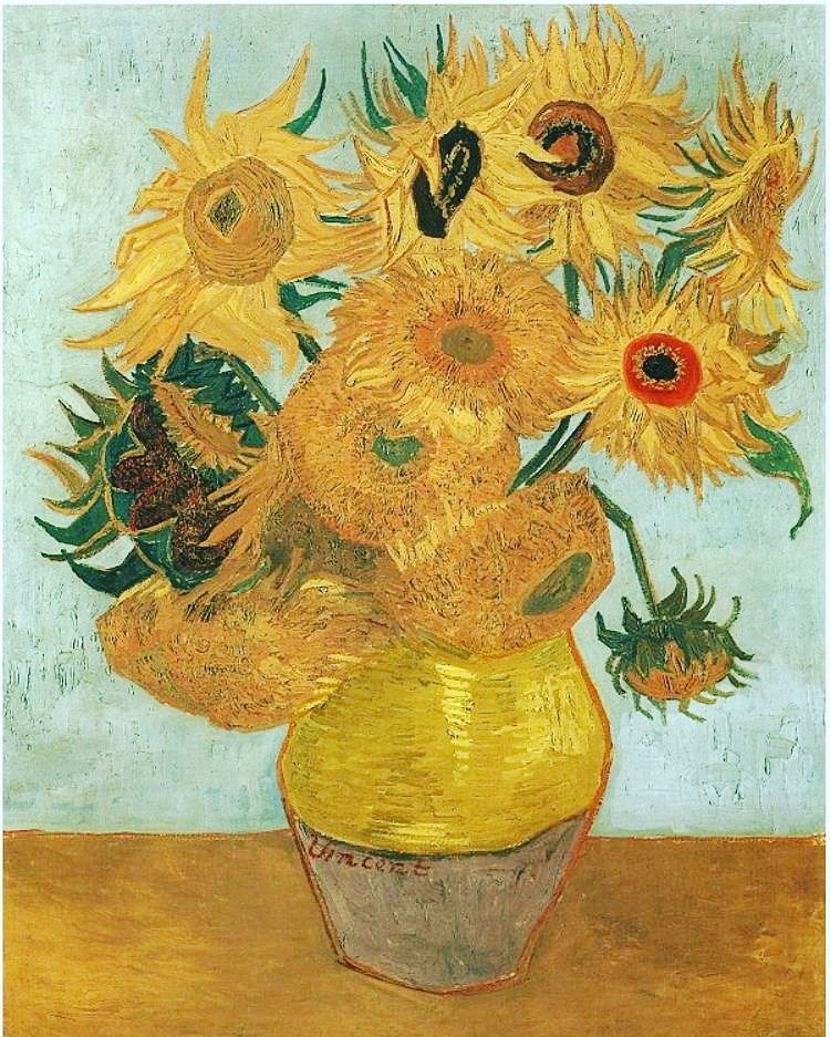 7 Van Gogh S Most Famous Paintings Interesting Things Topics