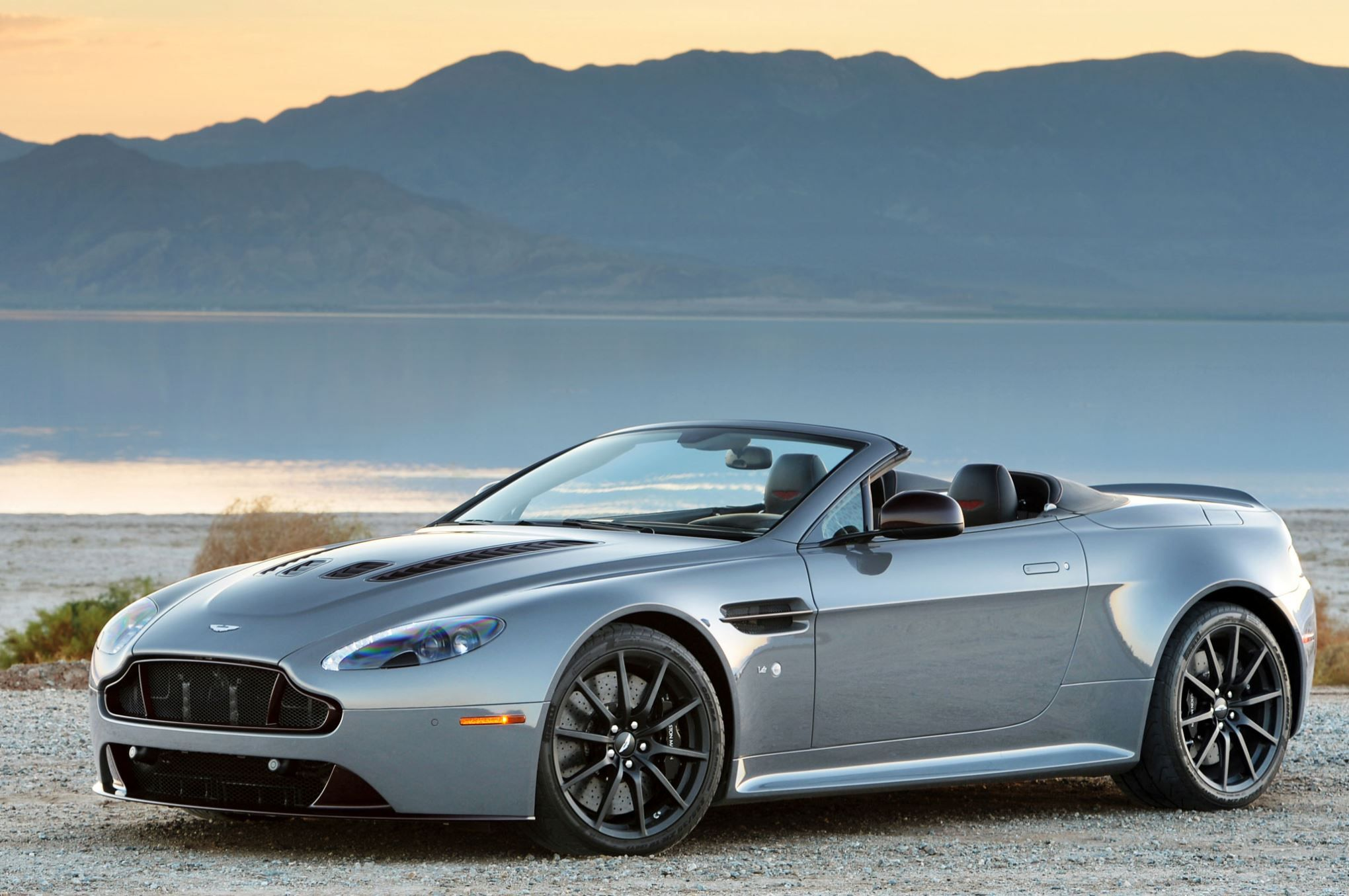 Daimler Again Claims Zero Interest In Taking Over Aston Martin Aston Martin V12 Vantage Aston Martin V12 Aston Martin