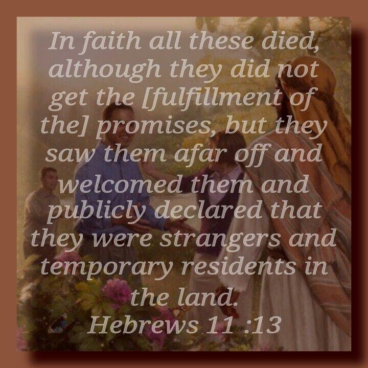 Hebrews 111 3 book of hebrews hebrews 11 hebrews 11 1
