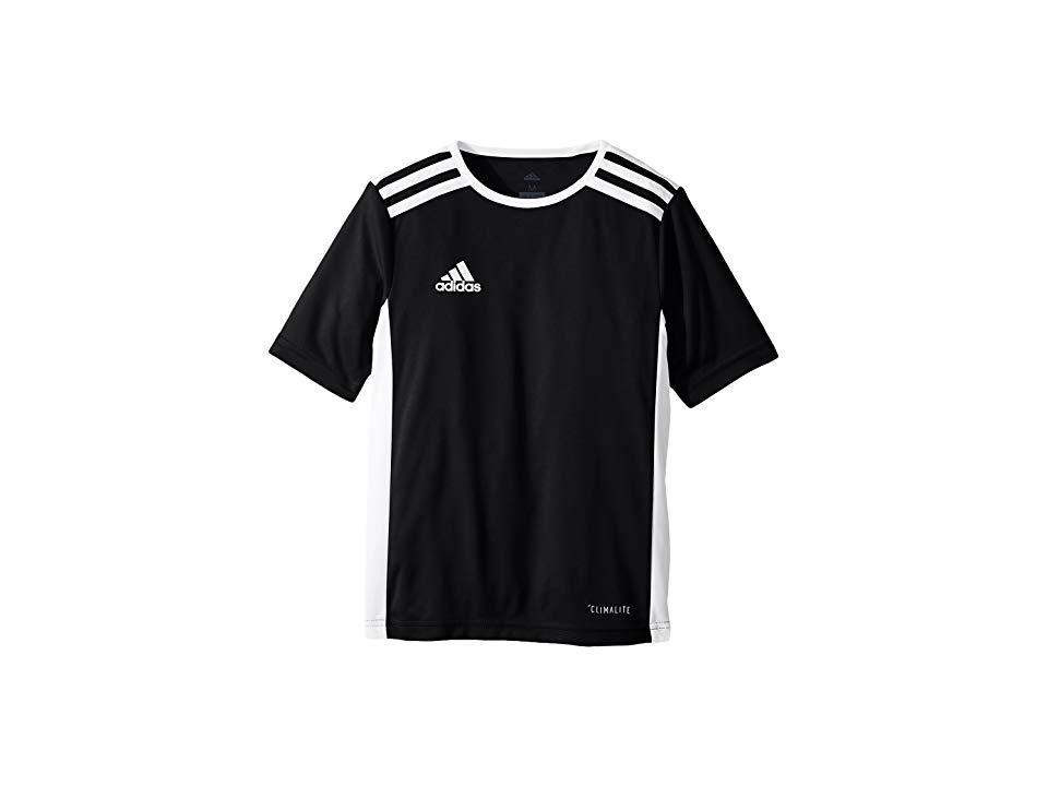 Adidas Entrada 18 Jersey BlackWhite |