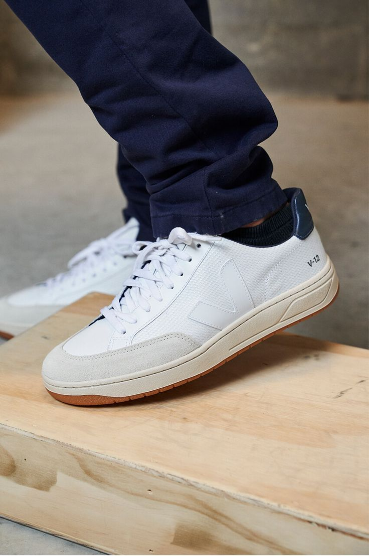 The V12 from Veja is an obvious solution to a frustrating problem finding a  stylish pair of everyday sneakers without resorting to off-brands.