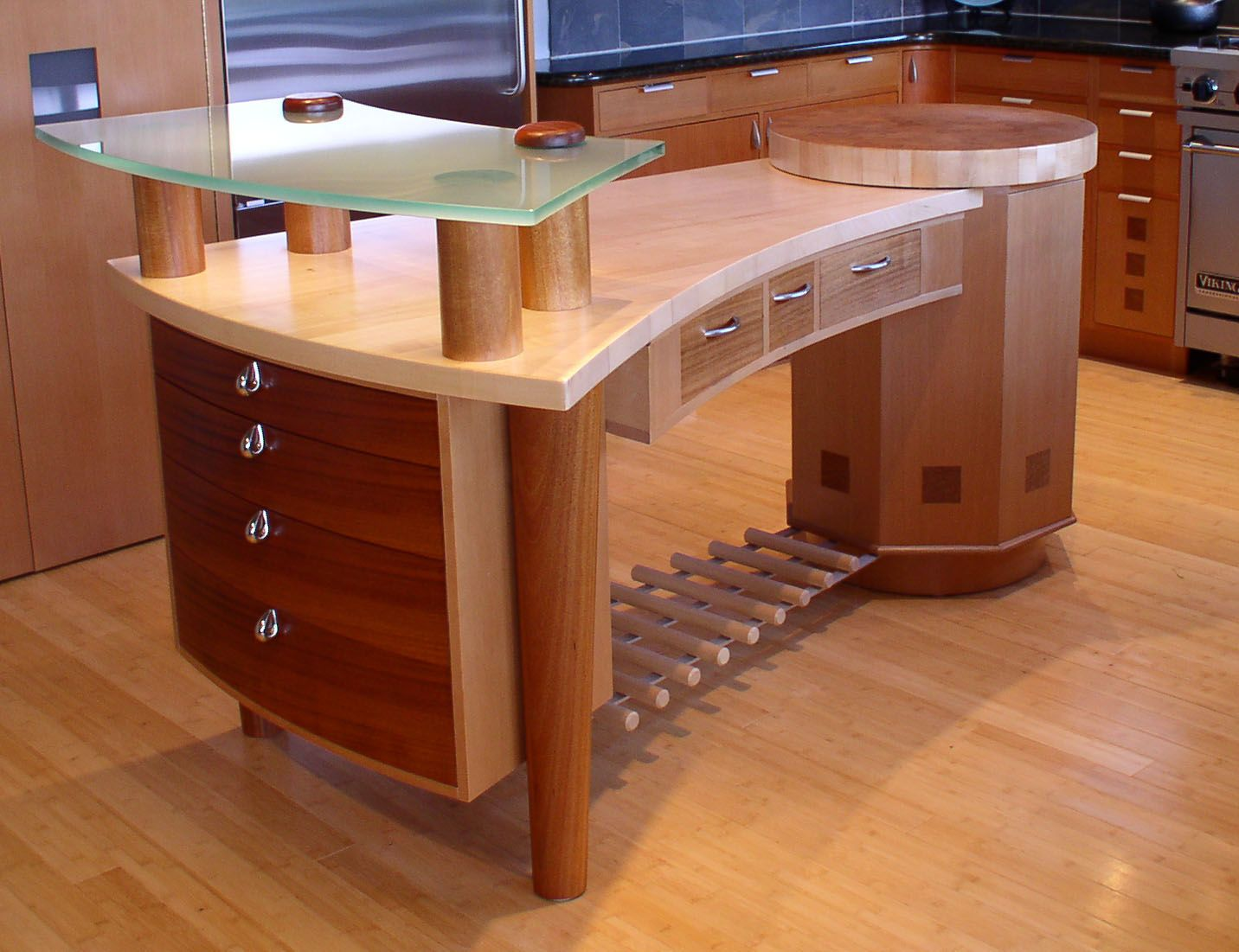 Woodworkers table designs michael singer fine woodworking offers individualized custom design - Wood furniture design ...