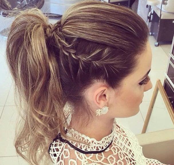 Peinados De Coleta