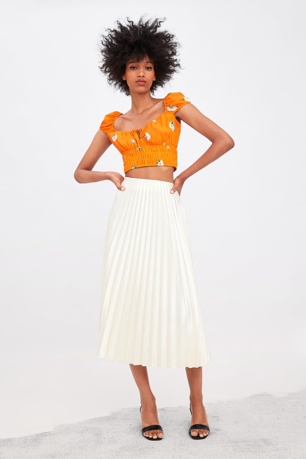 eb03cf130 Skirts | TRF | New Collection Online | ZARA Portugal | Outfits I ...