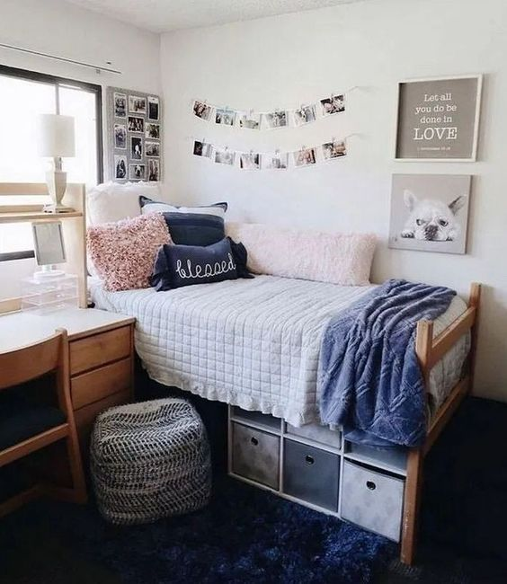 Dorm Room by Tapestry Girls