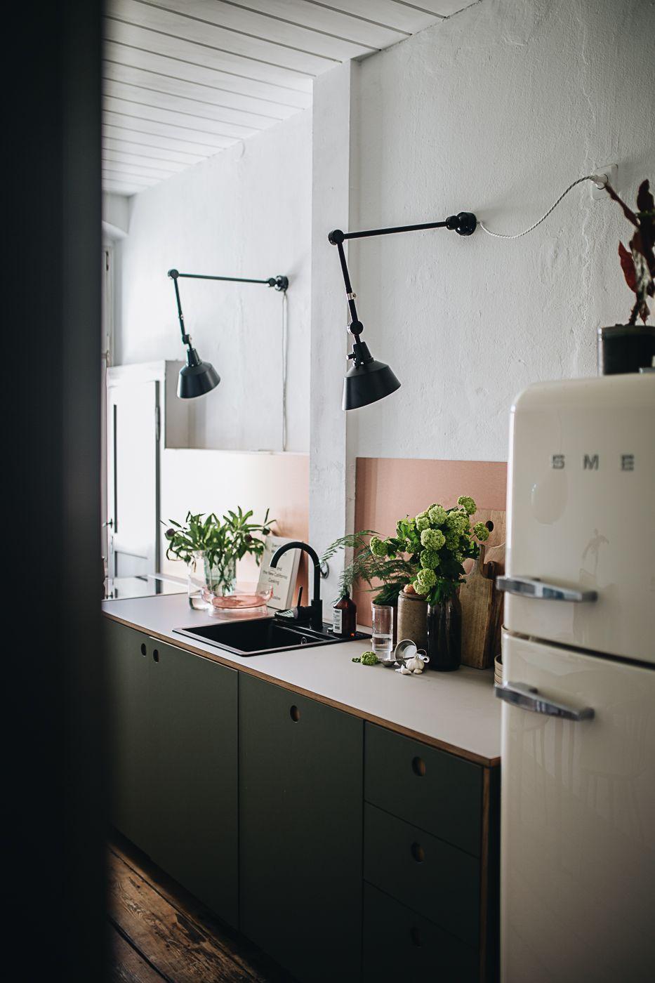 Herzstück: Küche mit Reform