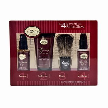 The Art of Shaving - The 4 Elements of the Perfect Shave Kit - Intro Size