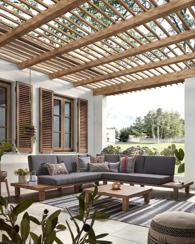 Muebles de terraza y jardín: Cómo elegir muebles de exterior