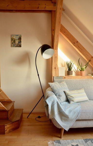 Hereinspaziert! 5 neue Wohnungseinblicke auf Pinterest Salons