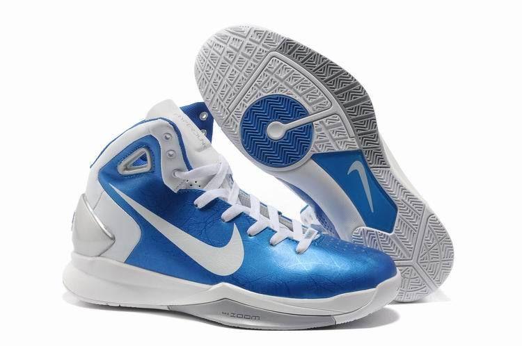 innovative design 047fb 0ea18 Nike Hyperdunk 2010 Womens TB University Blue White Metallic Silver