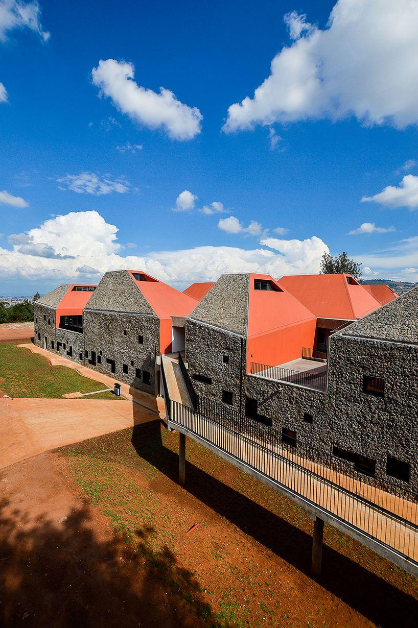 Edwin seda presents images of rwandas kigali architecture