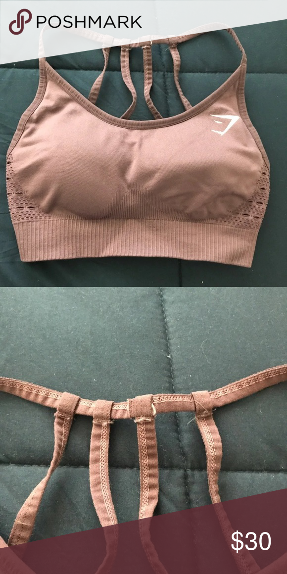 0d8250668ca Gymshark energy Seamless Sports Bra Size small used condition. Bundle with  the matching leggings. Gymshark Intimates   Sleepwear Bras