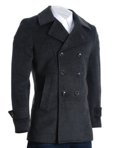 FLATSEVEN Mens Designer Double Breasted Winter Coat Wool Blends (CT214) Charcoal, XL FLATSEVEN http://www.amazon.com/dp/B00A7CRNZQ/ref=cm_sw_r_pi_dp_0bg1ub03KRVNV