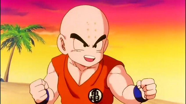 Krillin Is The Best Dragon Ball Character Dragon Ball