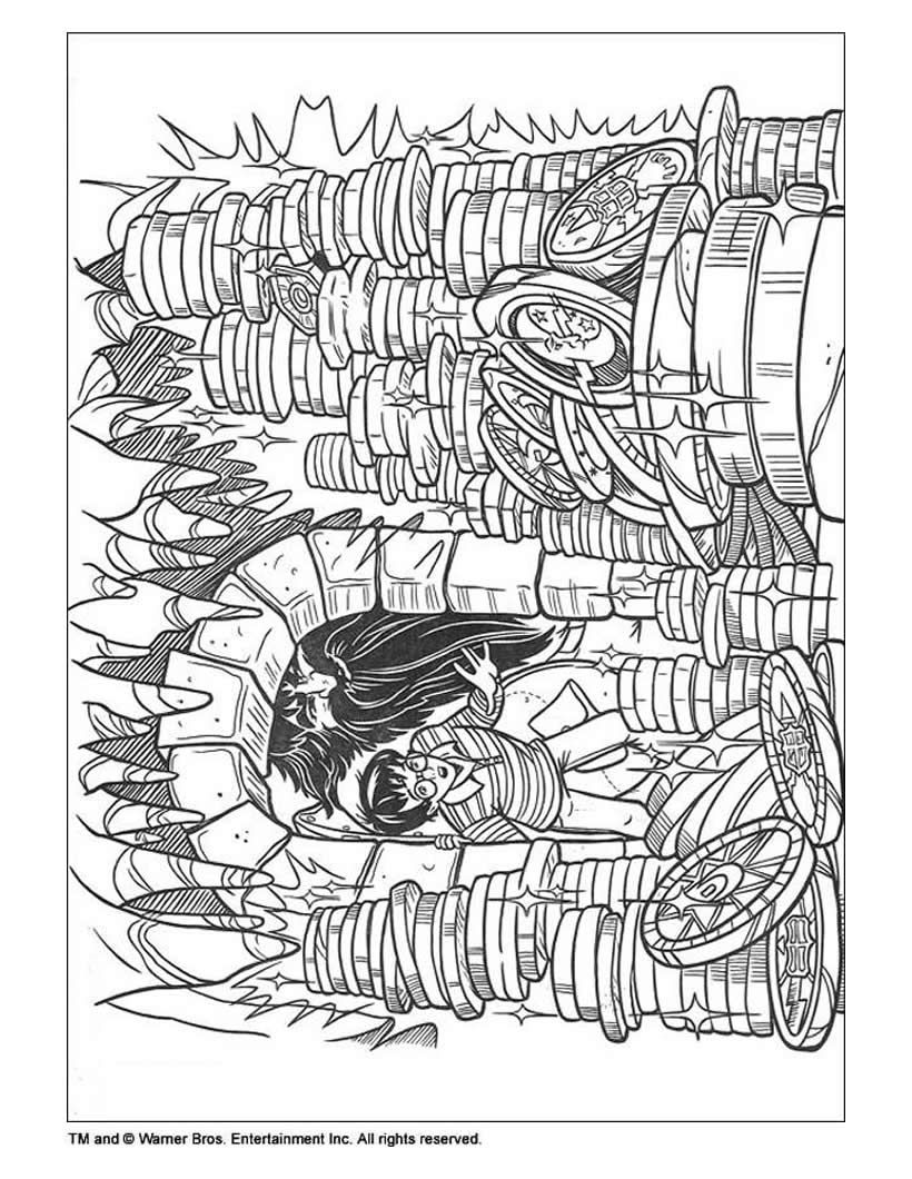 livro de colorir do harry - Pesquisa Google | Coloring Pages *Harry ...