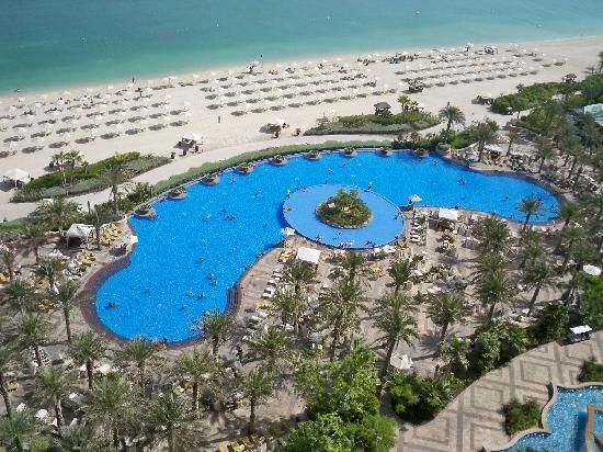 Pool at the atlantis the palm dubai atlantis the palm for Atlantis pools