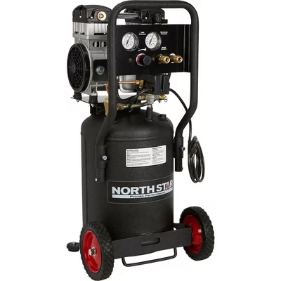 NorthStar Electric Air Compressor 1.5 HP, 8Gallon