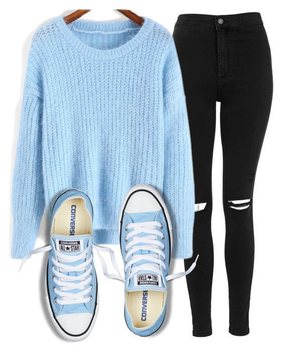 Photo of Converse vs. Vans: The most desired shoe (40 outfits)
