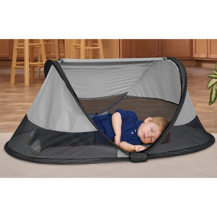 PeaPod Toddler Travel Bed Play Tent  sc 1 st  Pinterest & PeaPod Toddler Travel Bed Play Tent | Toddler travel Tents and Plays