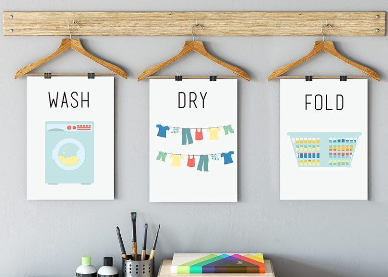 how much is wash and fold laundry service