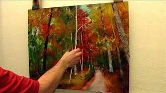 Rafael Abenojar Isunza Pintor Manchego Cuadros Oleo Intro Youtube Youtube Temas De Pintura Como Pintar En Oleo Como Pintar Paisajes