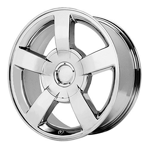 OE Performance 112 20 Chrome Wheel / Rim 6x5.5 with a 22mm Offset and a 78.1 Hub Bore. Partnumber 112C-2858   $ 224.75 #TireWheelCare             $  224.75