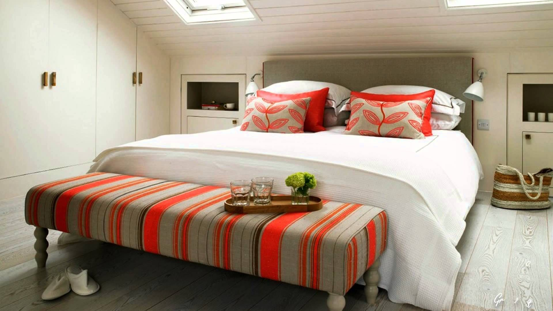 Attic Bedroom Design And Décor Tips