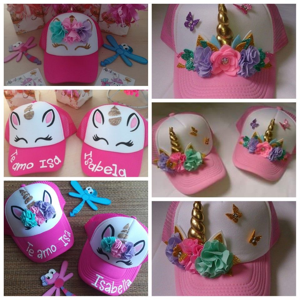 Gorras unicornio Personalizados Abilia Shopping Whatsapp 3132196957 ... bae2a51b0cc