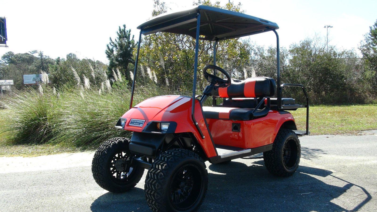 EZGO TXT GOLF Cart/ 48 VOLT Electric/ Refurbished Custom