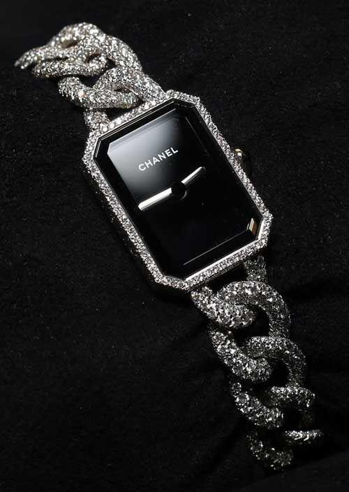 6 Zincirli Saat Modeli Kadin Saat Aksesuarlar Bileklik