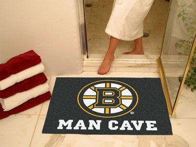 Nhl Boston Bruins Man Cave All Star Mat