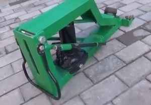 Photo of Homemade Hydraulic Car Jack