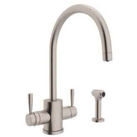 Rohl U1293 Perrin And Rowe Filtering Kitchen Faucet Available In Brilliant Rohl Kitchen Faucet 2018