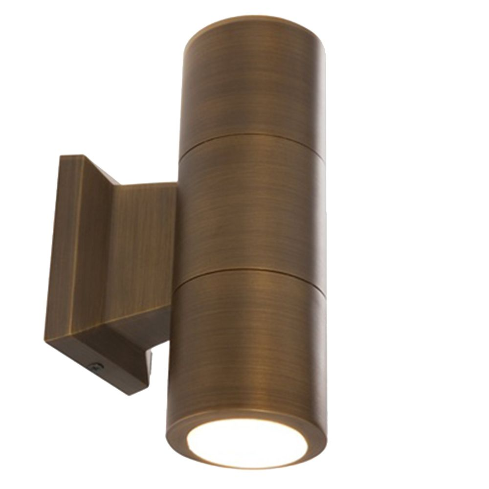 This Solid Cast Brass Fixture Is The Finest Up Down Outdoor Lighting Sconce Available For Low Voltage Landscape S Lifetime Warranty