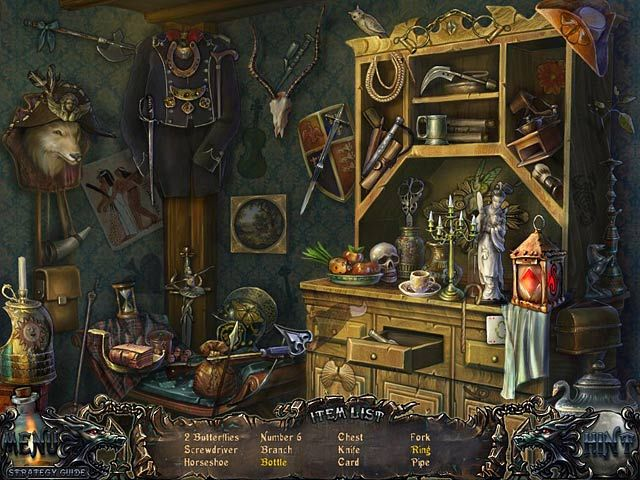 The 10 Best Hidden Object Games Of 2011 Best Hidden Object Games Hidden Object Games Shadow Wolf