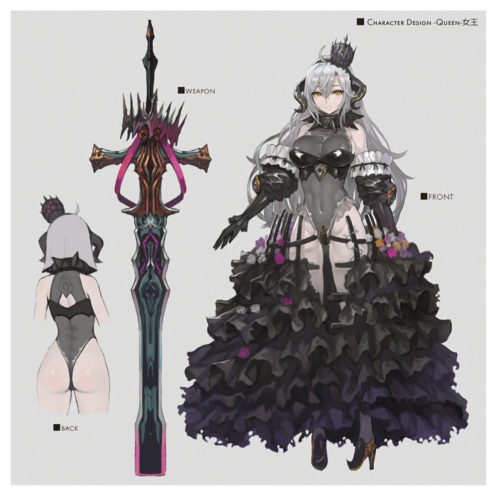 Pin by ajakks on fantasy in 2020 anime character design