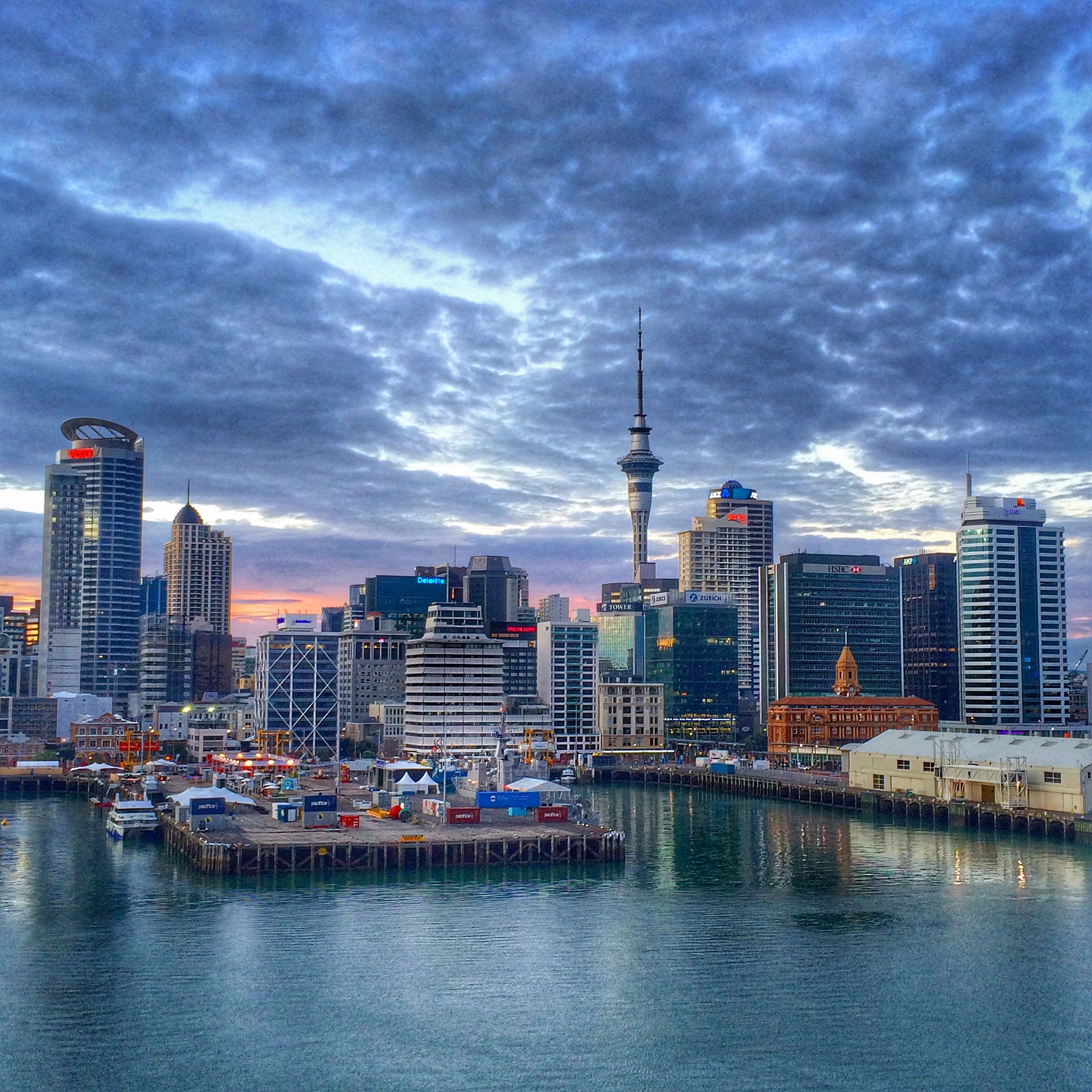 Auckland New Zealand Is A Really Pleasant City New Zealand Cities New Zealand Landscape Auckland New Zealand