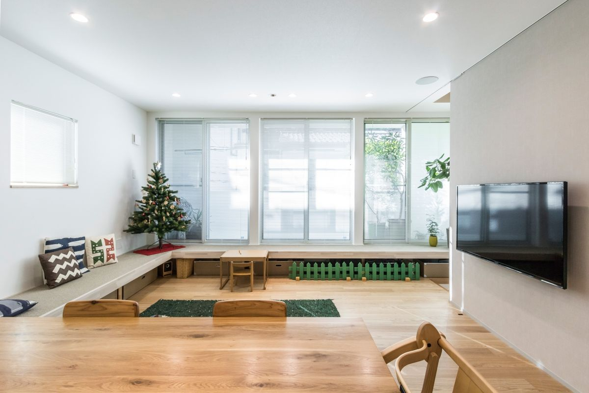 House in Hikarigaoka | Japan design, Architects and House