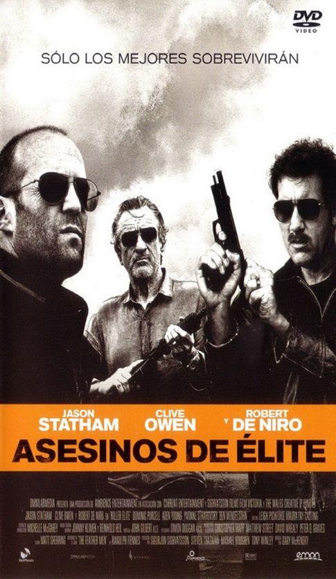 Asesinos De Elite Clive Owen Streaming Movies Jason Statham