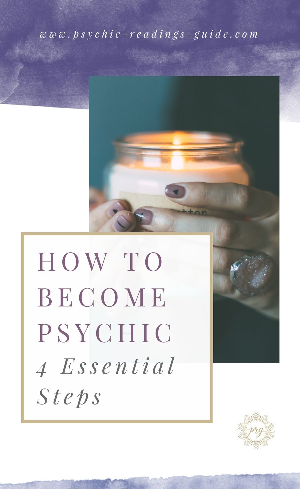 How To Become Psychic 4 Essential Steps Psychic Psychic Development Psychic Mediums