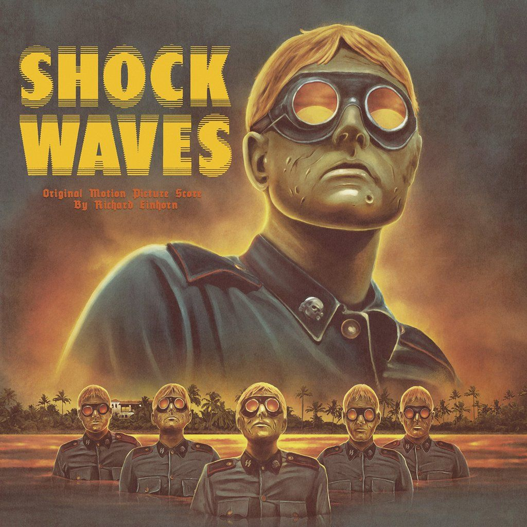 Shock Waves Shock Wave Motion Picture Vinyl