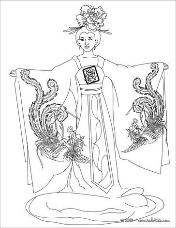 Hellokids Com Lots Of Cool Printable Coloring Pages For Kids Like Princesses Of The World Princess Coloring Pages Princess Coloring Coloring Pages